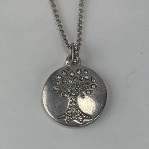 Fossil Live The Green Life Necklace
